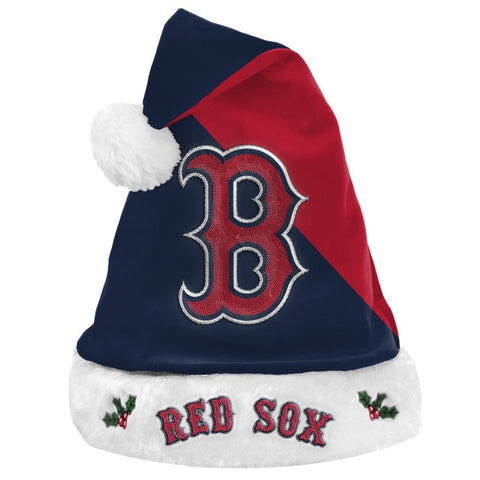 Boston Red Sox Santa Hat Basic 2020