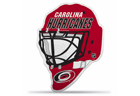 Carolina Hurricanes Pennant Die Cut Carded - Special Order