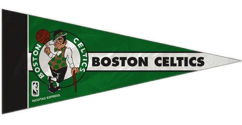Boston Celtics Mini Pennants - 8 Piece Set