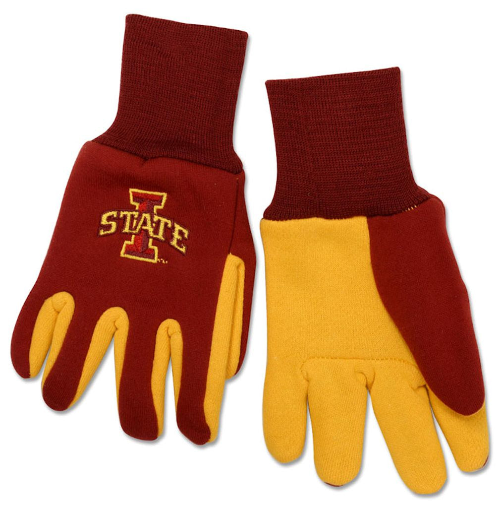 Iowa State Cyclones Two Tone Gloves - Youth