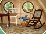 Big Merry Hobbit Hole- Kids Playhouse (Freight Shipping)