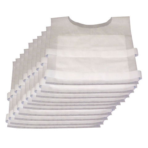 10 Pack of Disposable Vests (vests only - no Glacier Packs)