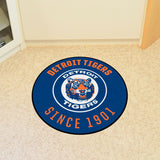 Retro Collection - 1964 Detroit Tigers Roundel Mat