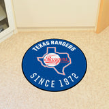 Retro Collection - 1984 Texas Rangers Roundel Mat