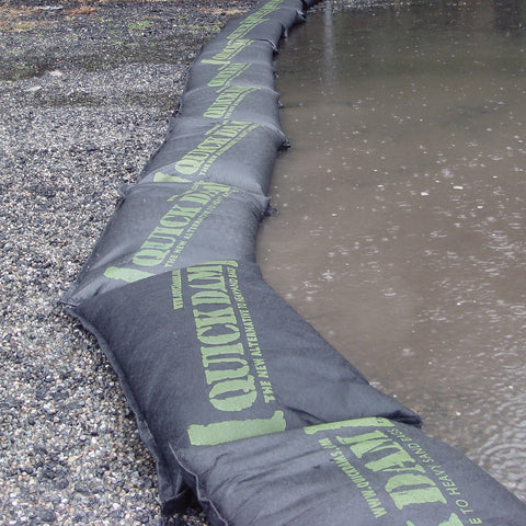 "Quick Dam Flood Bags 12"" x 24"" Pack of 2"