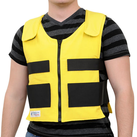 Glacier Tek Original Sports Cool Vest - Includes GlacierPack Comfort Set (Various Colors)