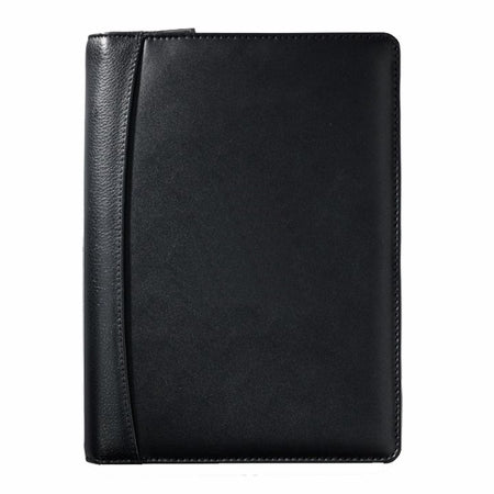 "Bullet Blocker Junior Leather Writing Padfolio 7""x9"""