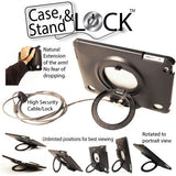 iPad Case / iPad Stand / iPad Lock All in One