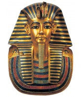 Gold Mask of Tutankhamun Reproduction