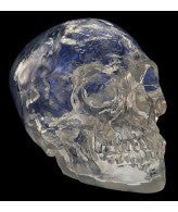 Crystal Skull Sculpture