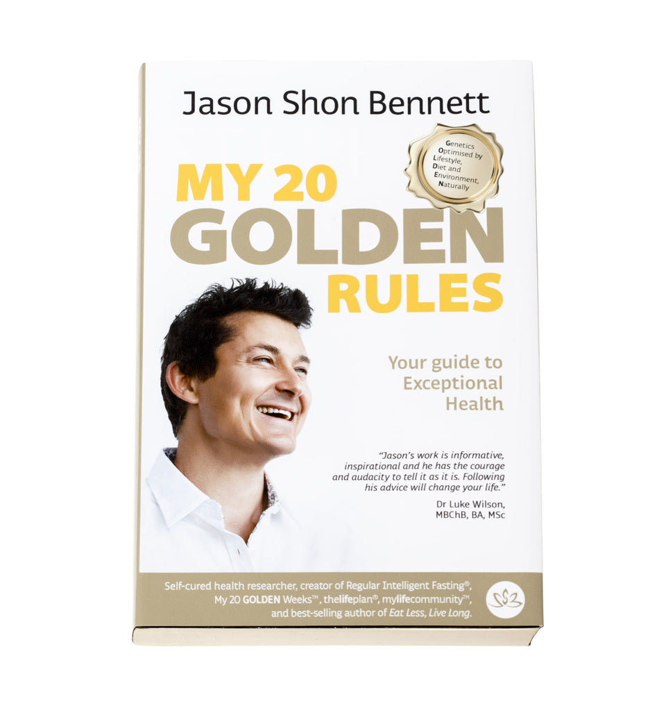 My 20 Golden Rules - SOFT Cover Book
