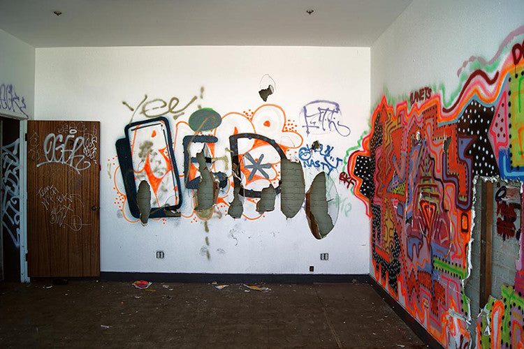 IED, West Oakland, October 2012