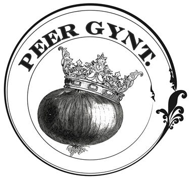 Peer Gynt production logo, UCSC 2013