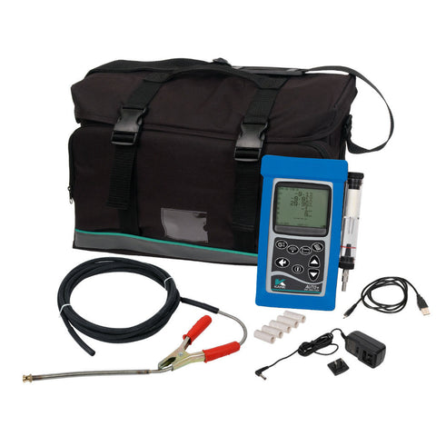 Exhaust Gas Diagnostic Kit with Printer (P/N ANSED/AUTOplus5/PR)