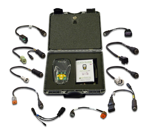 MS6050DMM Universal Motorcycle/ATV Scan Tool Master Kit