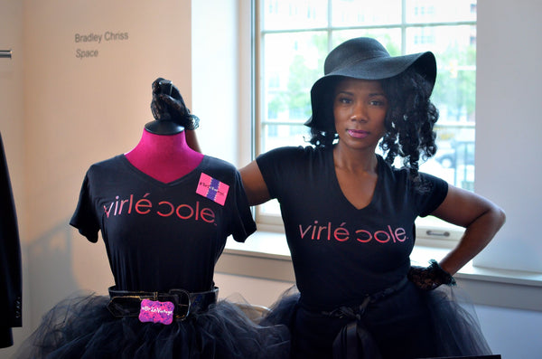 Virle Cole, CEO talks about her passion for vintage