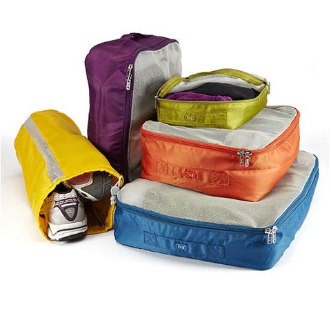 Lug Cargo 5 piece Packing Kit