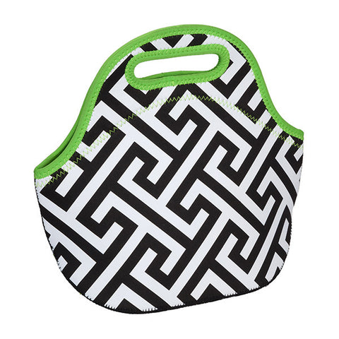 Neoprene Lunch Bag Tote