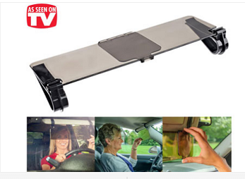 HD Anti-Glare Sun Visor