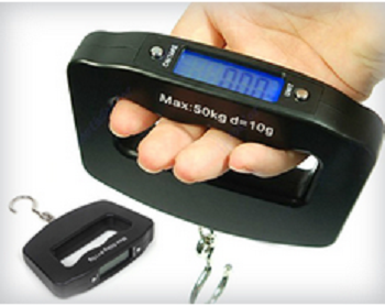 Digital LCD Luggage Scale