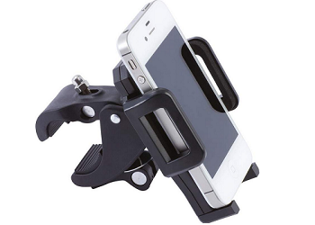 Adjustable Motorcycle/Bicycle Phone Mount