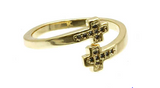 14kgp Cross Ring