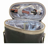 Twin Wine Bottle Duffel