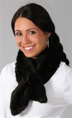 Faux Fur Neck Wrap