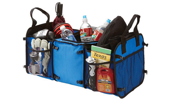 Expandable Tailgate Cooler Tote