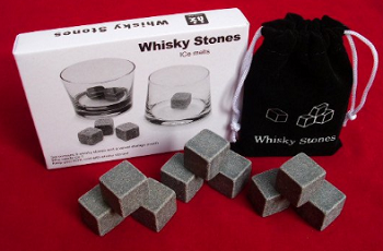 9 Pack of Whiskey Stones