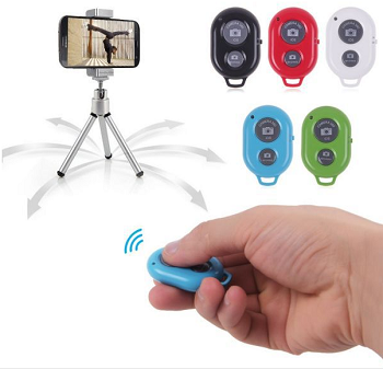 Remote Bluetooth Shutter Control