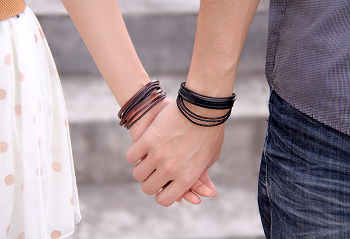 Wrap Leather Bracelets for Men or Women