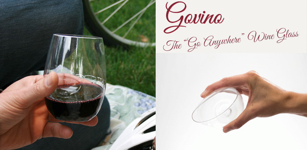 The Go Anywhere Wine Glass