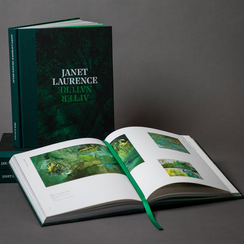 Janet Laurence 'After Nature' exhibition catalogue