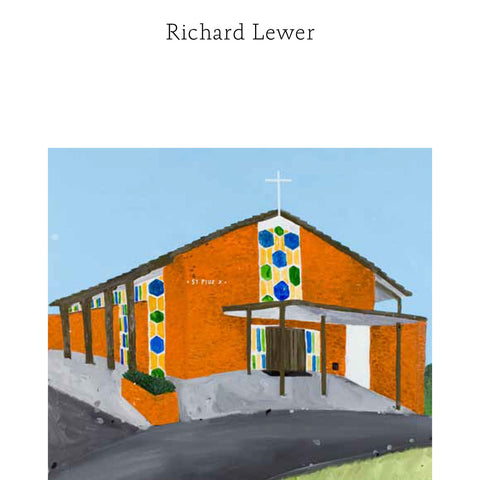 Richard Lewer 'Ten Commandments' exhibition catalogue