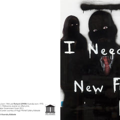 Tony Garifalakis & Richard Lewer 'I Need Some New Friends' collaboration greeting card