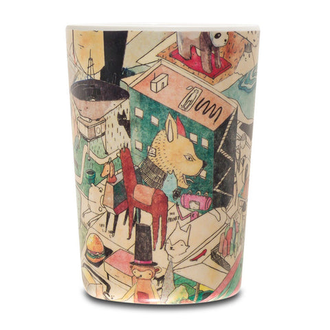 David Booth [Ghostpatrol] melamine cup