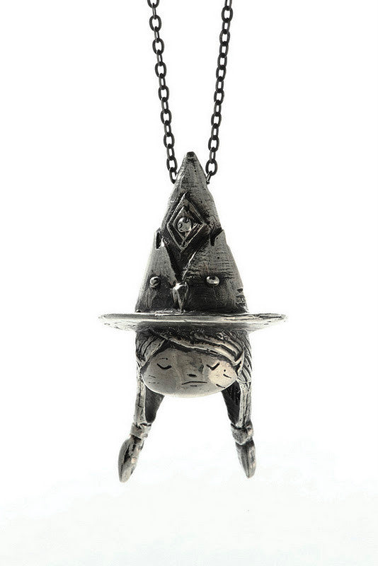 David Booth [Ghostpatrol] x Victoria Mason: Treasure 'Witchn' necklace