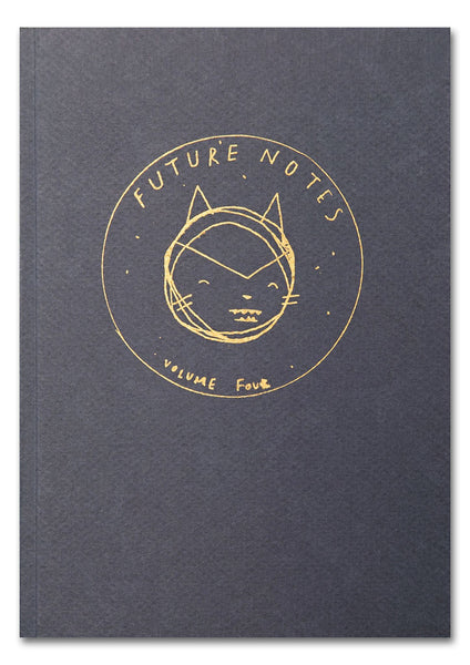 David Booth [Ghostpatrol] 'Future Notes Volume IV', signed