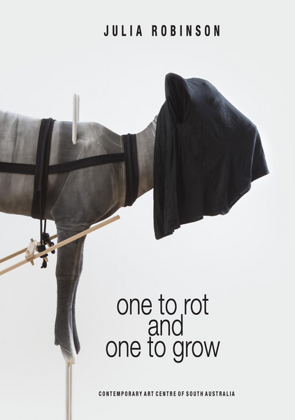 Julia Robinson 'One to rot and One to grow' Artist Monograph