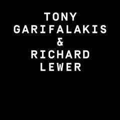Tony Garifalakis & Richard Lewer collaboration catalogue