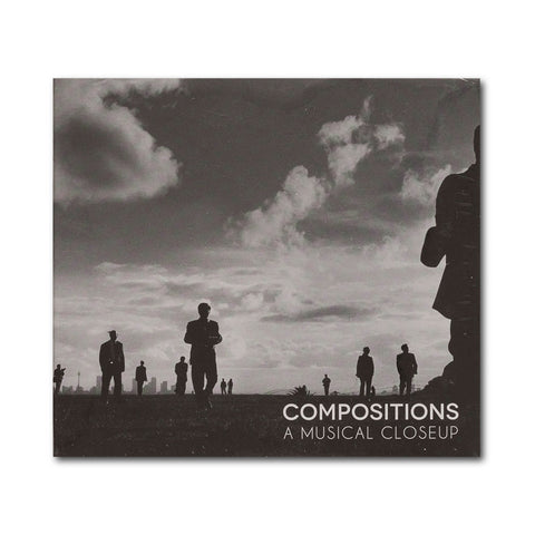Trent Parke & Tyran Parke 'Compositions' CD album