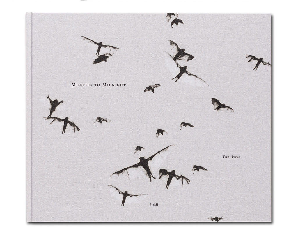 Trent Parke 'Minutes to Midnight' publication, signed
