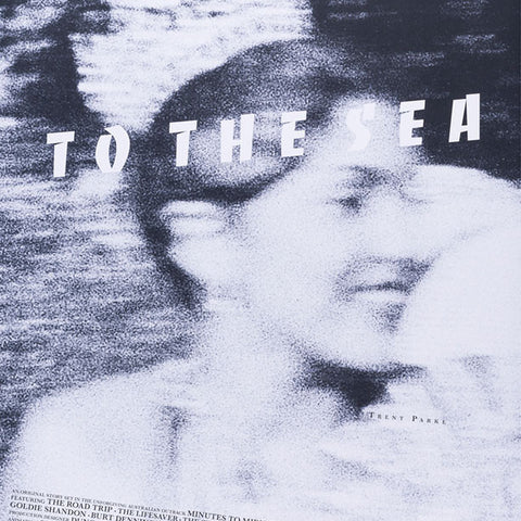 Trent Parke 'To the Sea' poster (portrait 2), signed