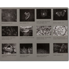 Trent Parke 'The Black Rose' greeting cards; black-and-white