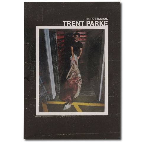 Trent Parke 'Please Step Quietly' postcards