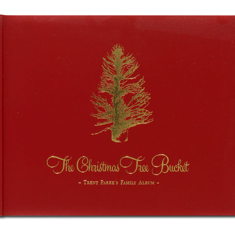 Trent Parke 'The Christmas Tree Bucket' publication, signed