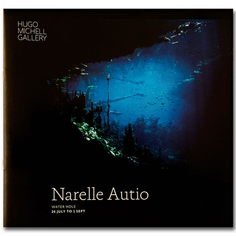 Narelle Autio 'Water Hole' exhibition catalogue