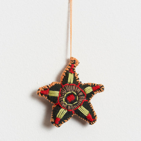 Rhonda Sharpe 'Star' ornament