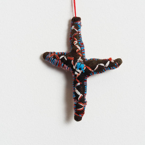Trudy Inkamala 'Star' ornament